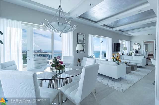 551 N Fort Lauderdale Beach Blvd R2401, Fort Lauderdale, FL 33304 (MLS #F10194152) :: United Realty Group