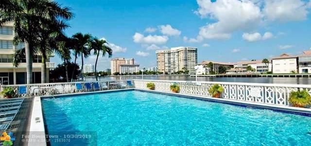 1825 S Ocean Dr #314, Hallandale, FL 33009 (MLS #F10194192) :: Green Realty Properties