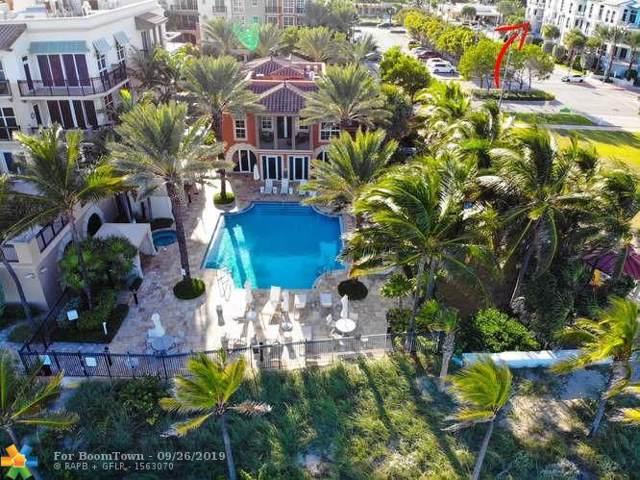 4511 El Mar Dr #202, Lauderdale By The Sea, FL 33308 (MLS #F10194378) :: Green Realty Properties