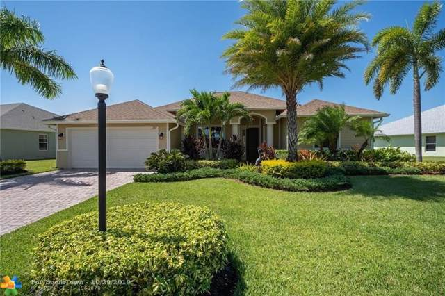 364 SW Vista Lake Drive, Port Saint Lucie, FL 34953 (MLS #F10195557) :: Green Realty Properties