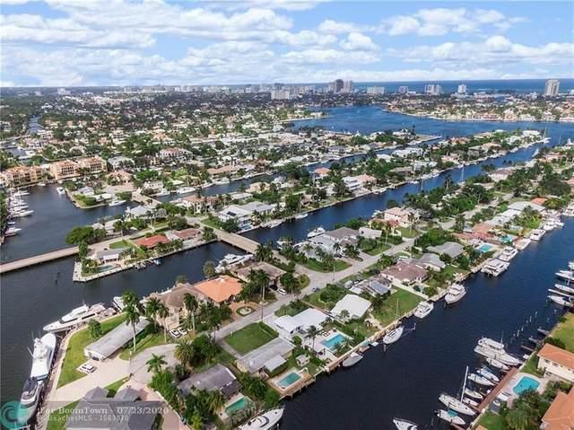 1436 SE 14th St, Fort Lauderdale, FL 33316 (MLS #F10195749) :: Laurie Finkelstein Reader Team
