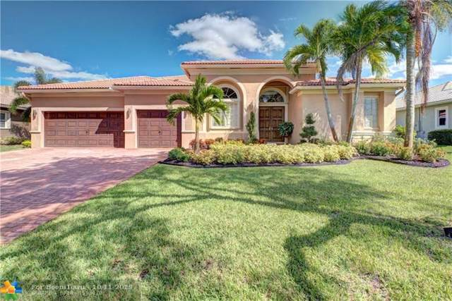 5019 NW 113th Ave, Coral Springs, FL 33076 (MLS #F10195975) :: The Paiz Group