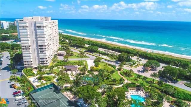 4301 N Ocean Blvd #803, Boca Raton, FL 33431 (MLS #F10195979) :: Berkshire Hathaway HomeServices EWM Realty