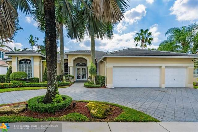 2477 Eagle Run Dr, Weston, FL 33327 (MLS #F10196180) :: Green Realty Properties