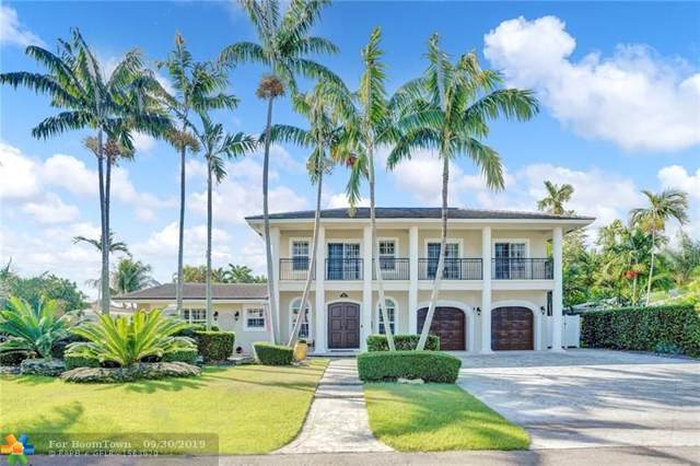 2724 NE 28th St, Fort Lauderdale, FL 33306 (MLS #F10196566) :: The O'Flaherty Team