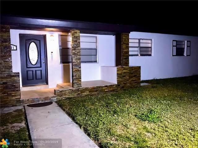 3041 NW 175th St, Miami Gardens, FL 33056 (MLS #F10196689) :: Berkshire Hathaway HomeServices EWM Realty