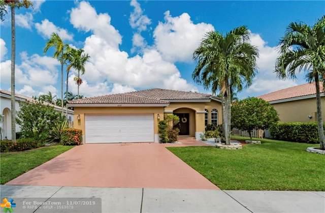 4395 NW 41st Pl, Coconut Creek, FL 33073 (MLS #F10196796) :: Berkshire Hathaway HomeServices EWM Realty