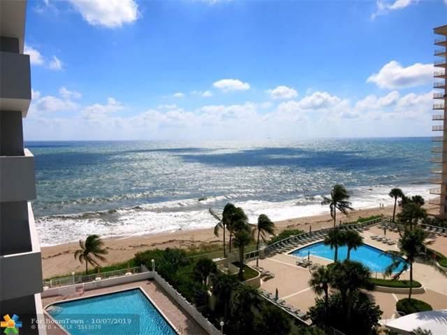4250 Galt Ocean Dr 8M, Fort Lauderdale, FL 33308 (MLS #F10196889) :: Patty Accorto Team