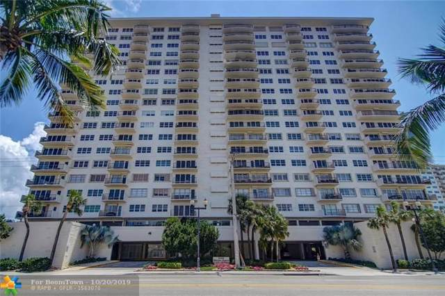 2500 E Las Olas Blvd #1408, Fort Lauderdale, FL 33301 (MLS #F10197156) :: Patty Accorto Team