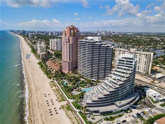 2200 N Ocean Blvd N1003, Fort Lauderdale, FL 33305 (MLS #F10197161) :: The Howland Group