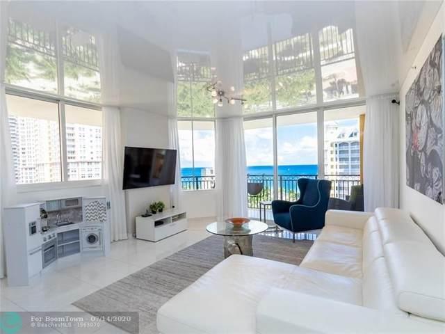 2001 N Ocean Blvd #905, Fort Lauderdale, FL 33305 (#F10197180) :: Posh Properties