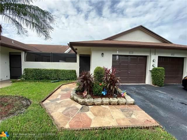 6153 NW 91st Ave, Tamarac, FL 33321 (MLS #F10197684) :: Castelli Real Estate Services
