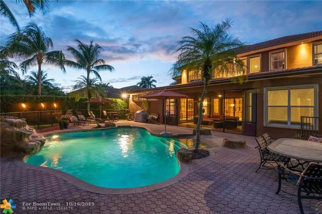 10894 NW 71st Ct, Parkland, FL 33076 (MLS #F10197893) :: United Realty Group