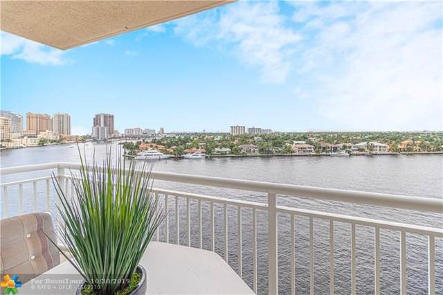 511 Bayshore Dr #901, Fort Lauderdale, FL 33304 (MLS #F10197933) :: The O'Flaherty Team