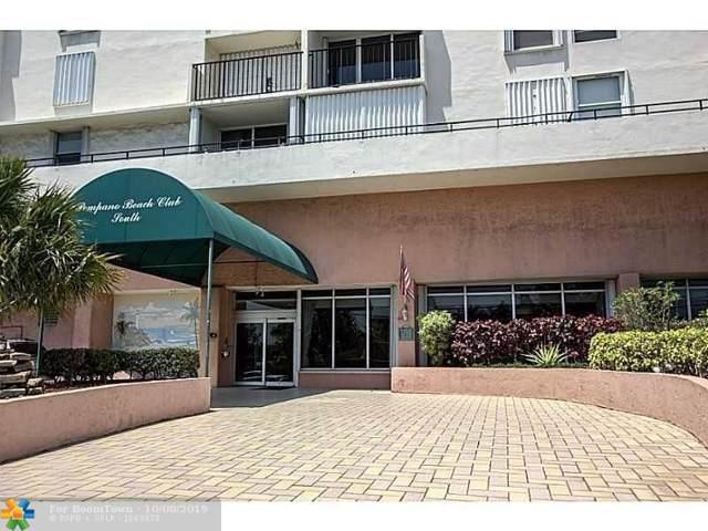 111 Briny Ave 9-08, Pompano Beach, FL 33062 (MLS #F10198011) :: Green Realty Properties