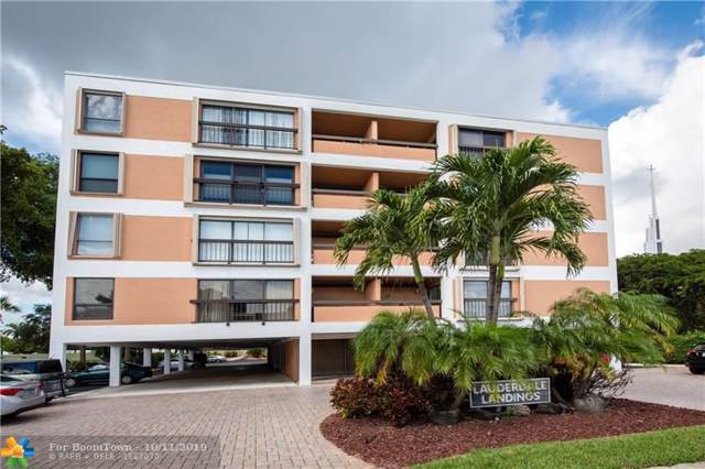 5495 NE 25th Ave #501, Fort Lauderdale, FL 33308 (MLS #F10198019) :: The Howland Group