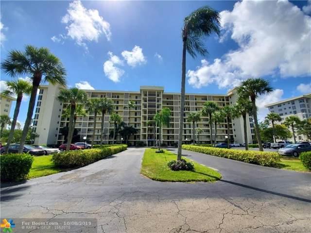 3150 N Palm Aire Dr #107, Pompano Beach, FL 33069 (MLS #F10198105) :: Patty Accorto Team