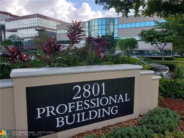 2801 N University #302, Coral Springs, FL 33071 (#F10198247) :: Weichert, Realtors® - True Quality Service
