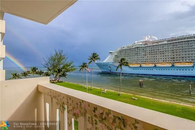 2100 S Ocean Dr 4G & H, Fort Lauderdale, FL 33316 (MLS #F10198393) :: Berkshire Hathaway HomeServices EWM Realty
