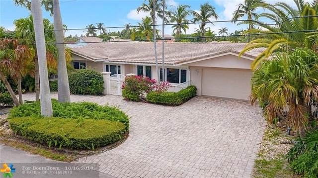 4211 NE 24TH AV, Lighthouse Point, FL 33064 (MLS #F10198427) :: RICK BANNON, P.A. with RE/MAX CONSULTANTS REALTY I