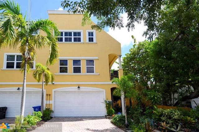 850 NE 16th Ave #850, Fort Lauderdale, FL 33304 (MLS #F10198611) :: RICK BANNON, P.A. with RE/MAX CONSULTANTS REALTY I