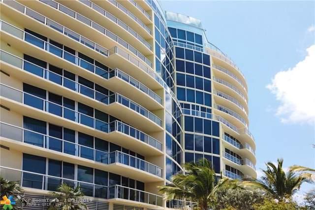 1200 Holiday Dr #705, Fort Lauderdale, FL 33316 (MLS #F10198618) :: Patty Accorto Team