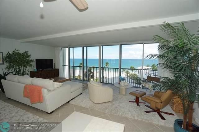 1530 S Ocean Blvd #603, Pompano Beach, FL 33062 (#F10198685) :: The Rizzuto Woodman Team