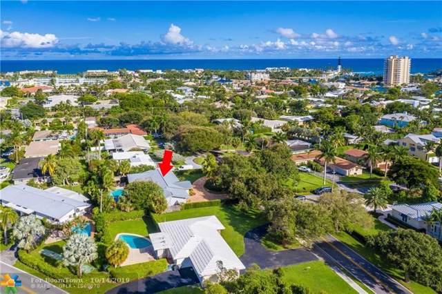 2613 NE 27th St, Lighthouse Point, FL 33064 (MLS #F10198777) :: Castelli Real Estate Services