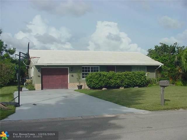 10215 NW 80 Ct, Tamarac, FL 33321 (MLS #F10198810) :: Castelli Real Estate Services