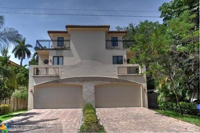 819 SW 11th St #819, Fort Lauderdale, FL 33315 (MLS #F10199060) :: Green Realty Properties