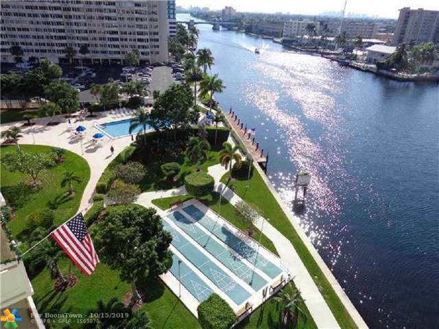 3200 NE 36th St #1619, Fort Lauderdale, FL 33308 (MLS #F10199105) :: The Howland Group