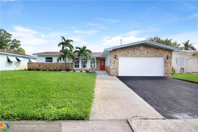 811 N Rainbow Dr, Hollywood, FL 33021 (MLS #F10199263) :: Laurie Finkelstein Reader Team