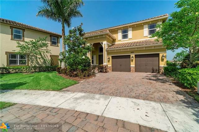 8581 Lakeside Bnd, Parkland, FL 33076 (MLS #F10199286) :: United Realty Group