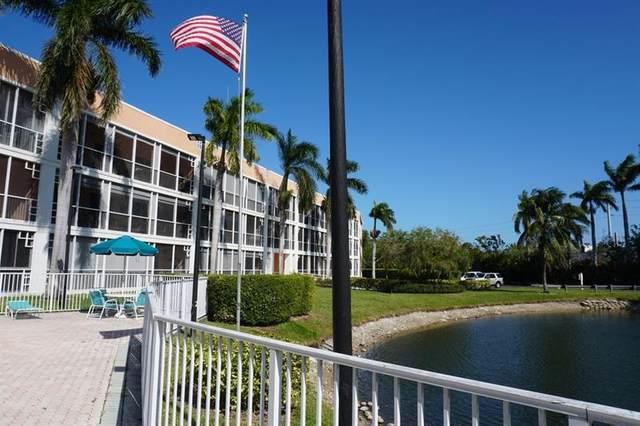 85 Gulfstream Rd 105-A, Dania Beach, FL 33004 (#F10199363) :: Baron Real Estate