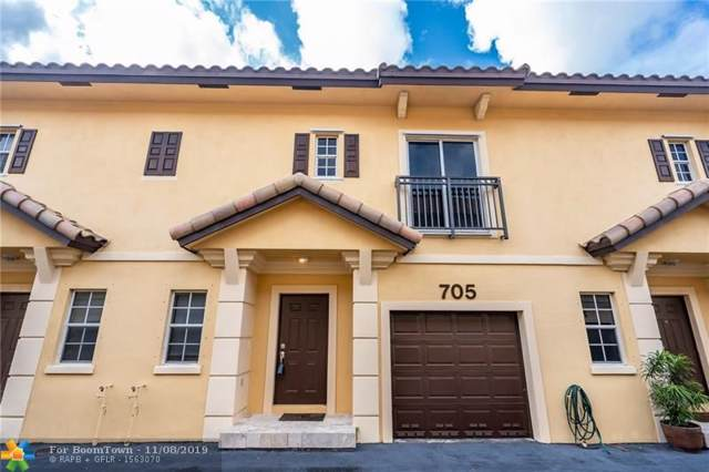 705 NE 43rd St, Oakland Park, FL 33334 (MLS #F10199426) :: RICK BANNON, P.A. with RE/MAX CONSULTANTS REALTY I