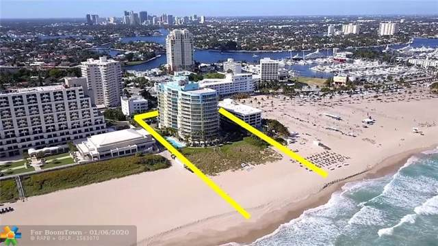 1200 Holiday Drive #203, Fort Lauderdale, FL 33316 (MLS #F10199482) :: The O'Flaherty Team