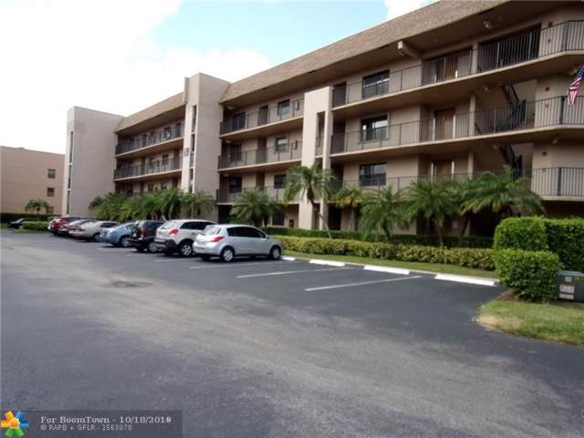 10207 NW Sunrise Lakes Blvd #401, Sunrise, FL 33322 (MLS #F10199538) :: Patty Accorto Team
