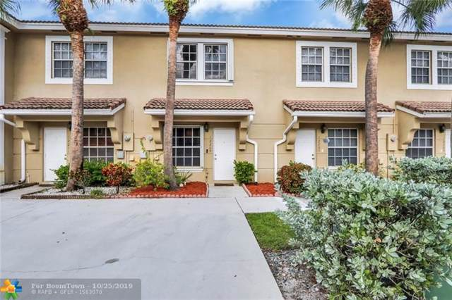12209 SW 6th St, Pembroke Pines, FL 33025 (MLS #F10199986) :: United Realty Group