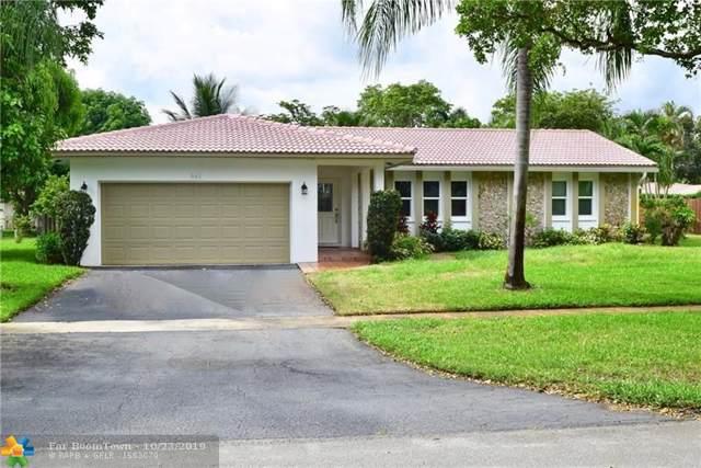 861 SW 66th Ave, Plantation, FL 33068 (MLS #F10200167) :: GK Realty Group LLC
