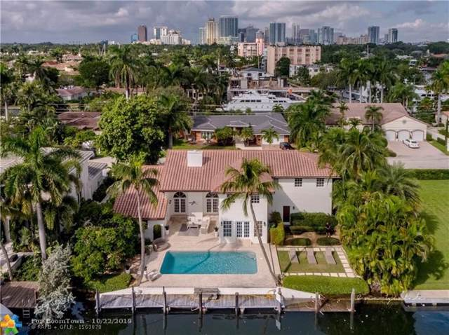 320 Lido Dr, Fort Lauderdale, FL 33301 (MLS #F10200172) :: The Howland Group