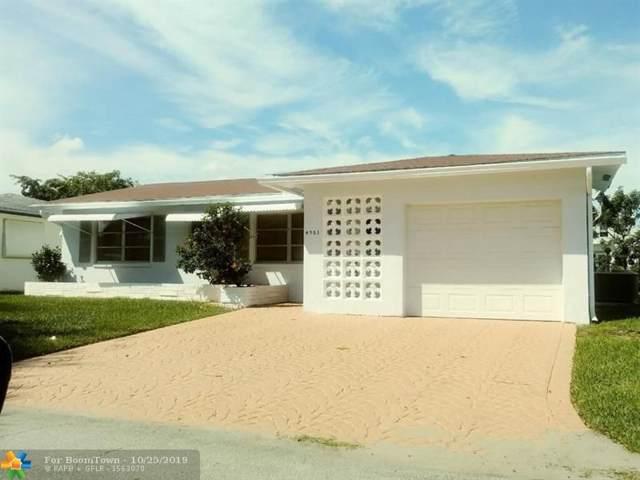 4903 NW 48th Ave, Tamarac, FL 33319 (MLS #F10200249) :: Berkshire Hathaway HomeServices EWM Realty
