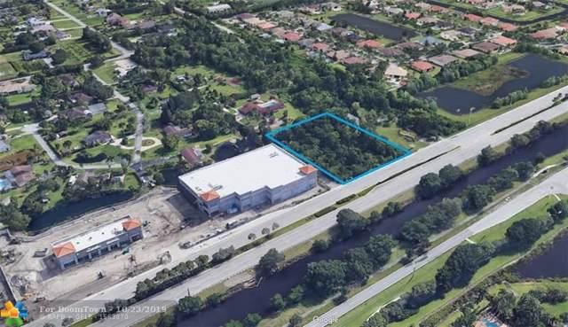 11100 Griffin Rd, Davie, FL 33328 (MLS #F10200362) :: Green Realty Properties