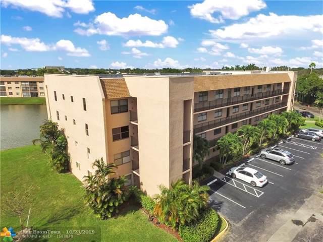 2981 N Nob Hill Rd #202, Sunrise, FL 33322 (MLS #F10200384) :: GK Realty Group LLC