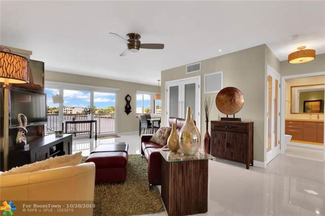 1201 S Riverside Dr #307, Pompano Beach, FL 33062 (MLS #F10200422) :: Berkshire Hathaway HomeServices EWM Realty