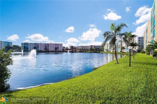101 SE 3rd Ave #303, Dania Beach, FL 33004 (MLS #F10200554) :: United Realty Group