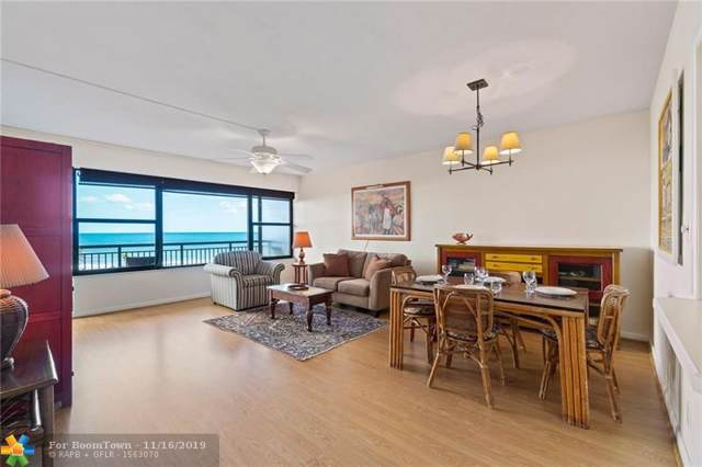 3800 Galt Ocean Dr #301, Fort Lauderdale, FL 33308 (MLS #F10200591) :: The Paiz Group