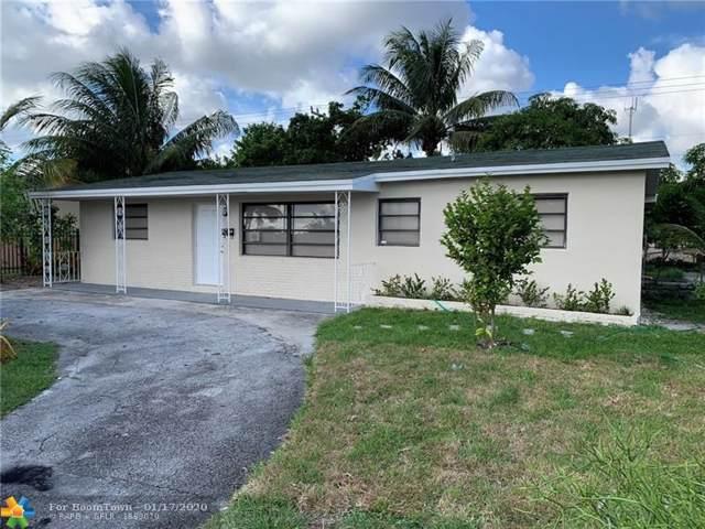 1121 NW 199th St, Miami Gardens, FL 33169 (MLS #F10200761) :: Berkshire Hathaway HomeServices EWM Realty