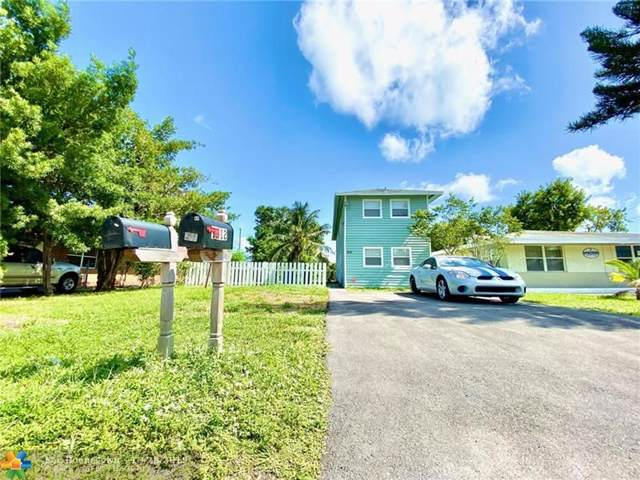 1212 NW 5 Ave #1-2, Fort Lauderdale, FL 33311 (#F10200835) :: Weichert, Realtors® - True Quality Service