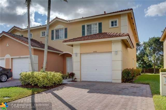 5592 Monte Carlo Ln #5592, Margate, FL 33068 (MLS #F10201143) :: RICK BANNON, P.A. with RE/MAX CONSULTANTS REALTY I