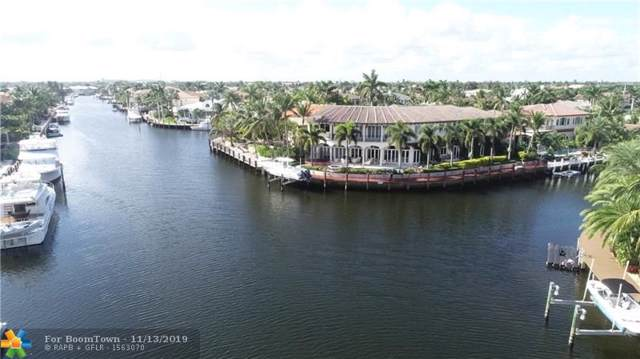 3700 NE 28th Ave, Lighthouse Point, FL 33064 (MLS #F10201405) :: Green Realty Properties